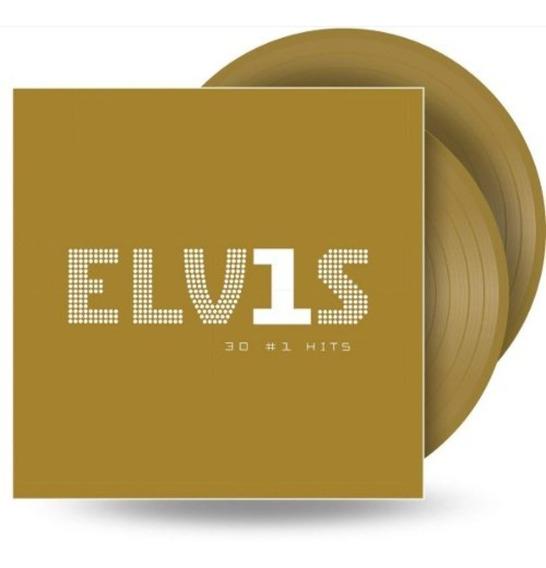 Elvis Presley - Elvis 30 #1 Hits [180g 2lp] Gold Vinyl