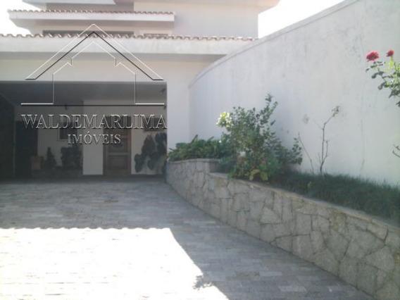 Casa - Parque Assuncao - Ref: 1507 - V-1507