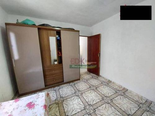 Imagem 1 de 11 de Casa Com 4 Dormitórios À Venda Por R$ 265.000 - Jardim Do Vale - Guaratinguetá/sp - Ca5355