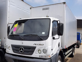 Mercedes-benz Mb 815 4x2 Bau Ano 2013