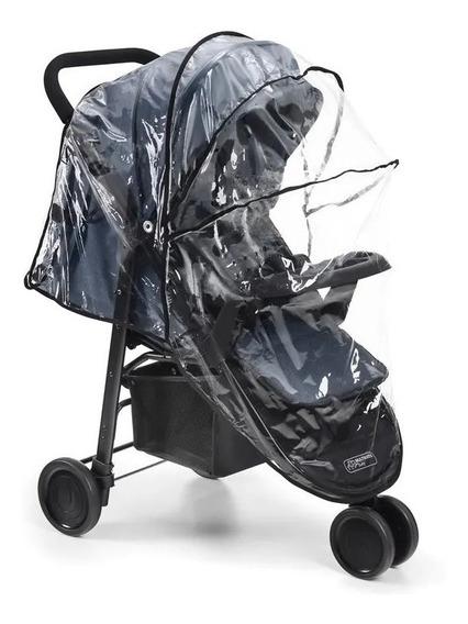 Capa De Chuva Universal Para Carrinho De Bebe