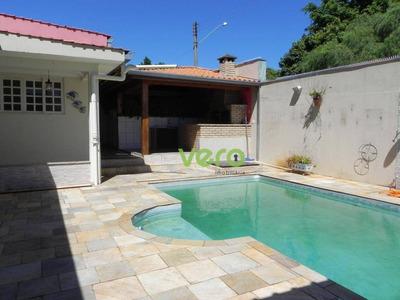 Casa Com 3 Dormitórios Para Alugar, 214 M² Por R$ 3.000/mês - Jardim Paulistano - Americana/sp - Ca0079