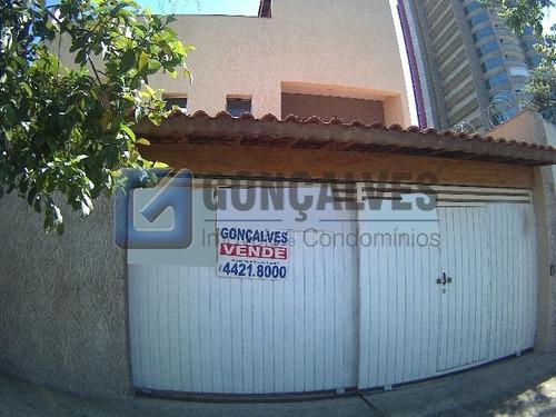 Sobrado - Vila Alpina - Santo André - 1033-1-139864