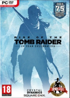 Rise Of The Tomb Raider 20 Year Steam Pc - Original