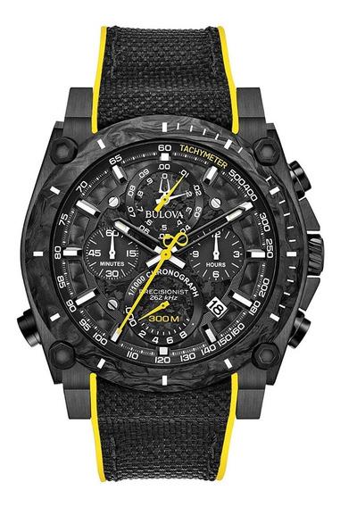 Espetacular Relógio Bulova Precisionist 98b312 Melhor Preço