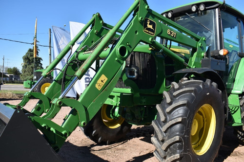 Tractor John Deere 6330 Premium Pala Frontal