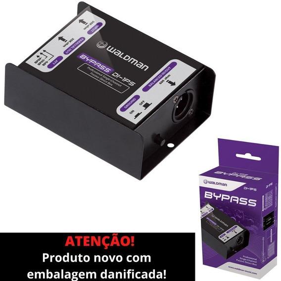 Direct Box Passivo Bypass Di-1ps De 1 Conexão - Waldman