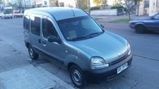 Renault Kangoo Panorámica Retira Con U$d 3900 Y Se La Lleva