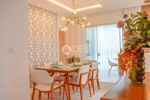 Imagem 1 de 15 de Lindo Apartamento Na Meia Praia Com 3 Suítes - 2275