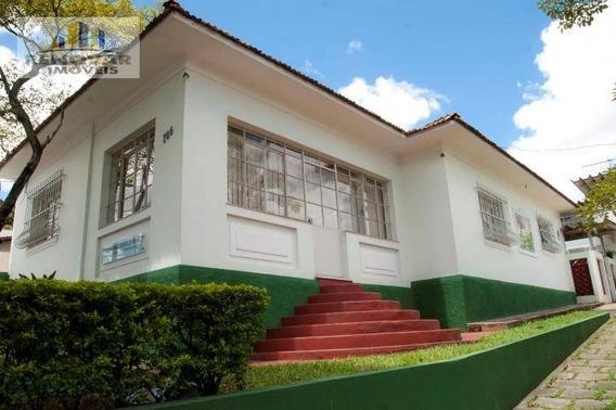 Casa Comercial Para Locação, Parque Monte Líbano, Mogi Das Cruzes - . - Ca0339