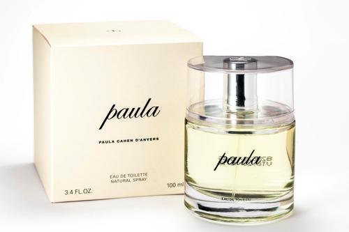 Perfume Paula Cahen Danvers Edt X 100ml Ar1 454-1 Ellobo