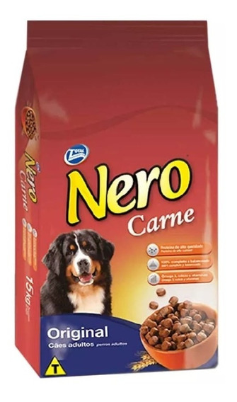 Ração Nero Carne 20kg