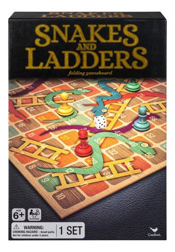 Escaleras Y Serpientes Spin Master Toys - 6038082