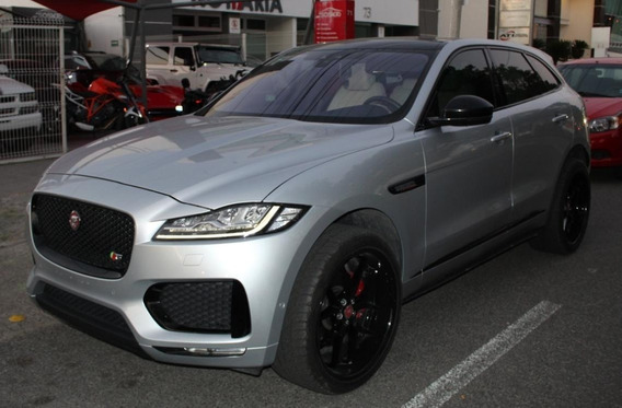 Jaguar F.pace 2017 First Edition