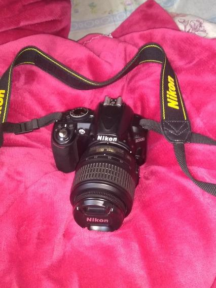 Câmera Fotográfica Nikon Profissional