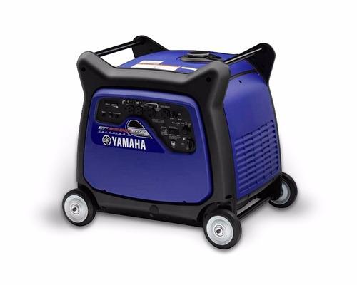 Generador Insonorizado Yamaha Ef6300ise Arranque Electrico