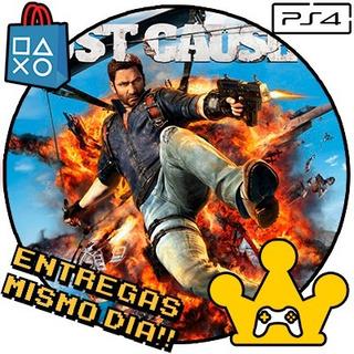 Just Cause 3 Ps4 Digital Jugá Con Tu Usuario!! 1° -kg-