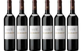 Vino Montchenot Gran Reserva 10 Años Caja X 6 X 750ml.