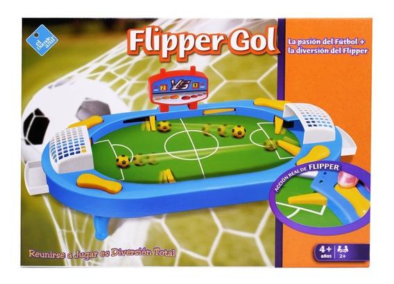 Juego De Mesa Flipper Gol El Duende Azul 6150
