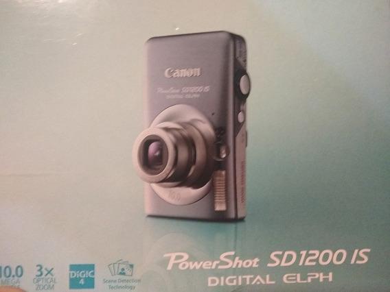 Maquina Fotográfica Digital Canon Power Shot Sd 1200