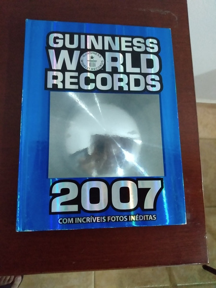 Guinnes Word Records 2007