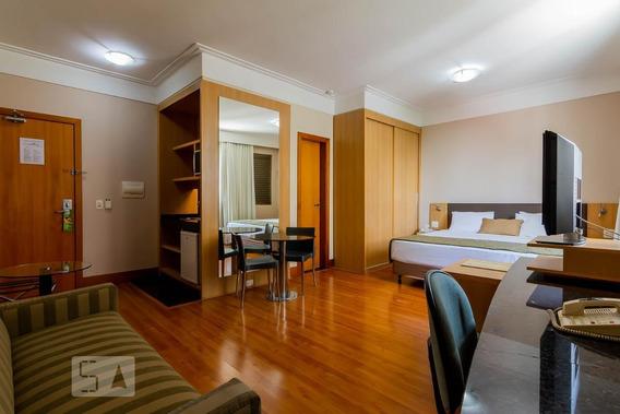 Apartamento Para Aluguel - Lourdes, 1 Quarto, 39 - 893119380