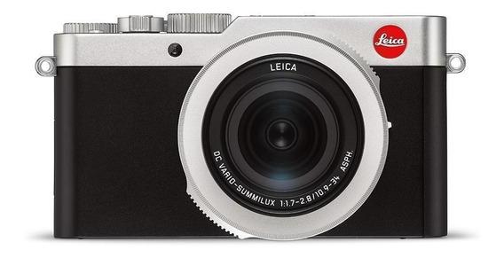 Leica D-Lux 7 compacta cor preto