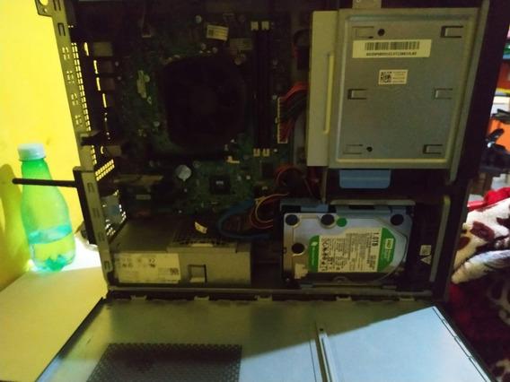Computador Dell I3-3200 4gb De Ram 1tb De Hd - Usado