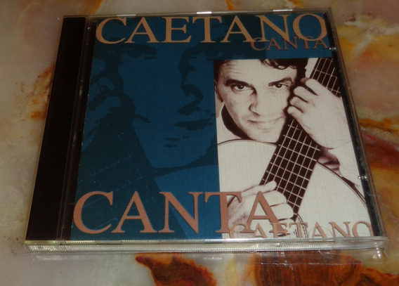 Caetano Veloso - Caetano Canta - Cd Brasil
