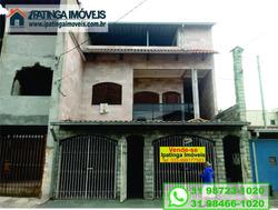 Casa Para Venda, 3 Dormitórios, Amaro Lanari - Coronel Fabriciano - 581