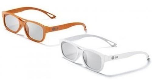 Óculos LG 3d LG Ag-f200 Glasses (2 Pares) Na Caixa