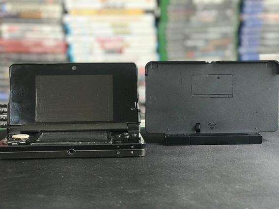Video Game Nintendo 3ds Black Raridade Com Jogos