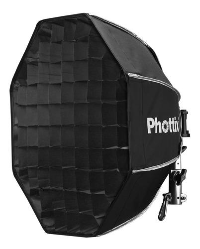 Imagen 1 de 6 de Spartan Beauty Dish Octo Soft Box 50cm C/ Panal Phottix