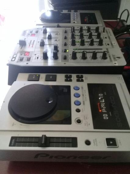 Par Cdj Pioneer 100 S