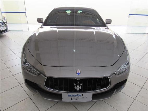 Maserati Ghibli 3.0 S Q4 24v V6 Gasolina 4p Automatico