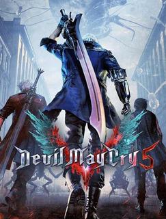 Ps4 Devil May Cry V