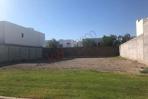 Terreno Residencial En Venta, Las Villas, Torreón, Coahuila
