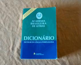 Dicionário Academia Brasileira De Letras