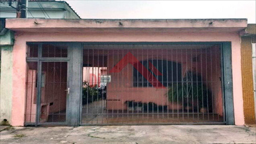 Imagem 1 de 10 de Casa Prox. Shop.aricanduva (200 Metros) - V411