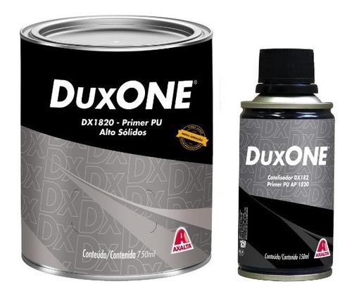 Imagem 1 de 1 de Dx1820 - Kit Primer Pu Ap Com Catalizador Dx182