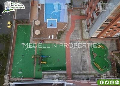 Apartamentos Amoblados Baratos En Medellín Cód: 4471