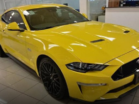 Ford Mustang 5.0 V8 Tivct Gasolina Gt Premium Select 0km2019