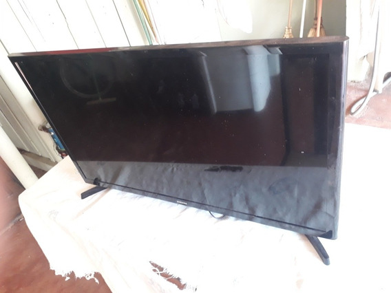 Tv Samsung, 32 Polegadas, Smart, Display Queimado
