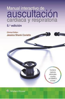 Shank. Manual Interactivo Auscultación Cardiaca Respiratoria