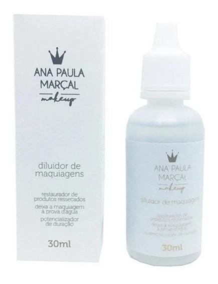 Diluidor Maquiagem 30ml Ana Paula Marçal Original