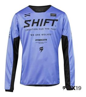 Jersey Shift Whit3 Muse