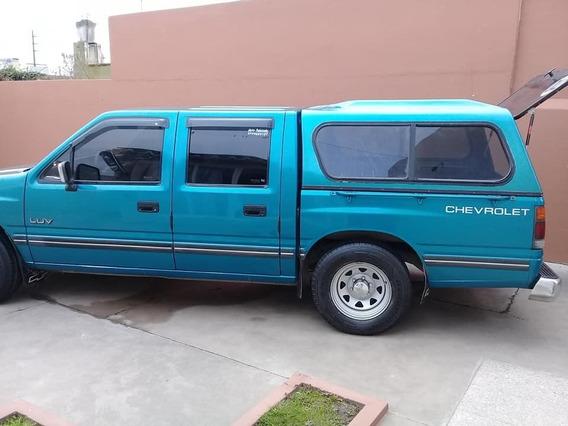 Vendo / Chevrolet Luv Md 1996 Vtv Y Autopartes