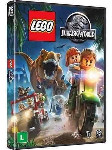 Lego Jurassic World Steam Key