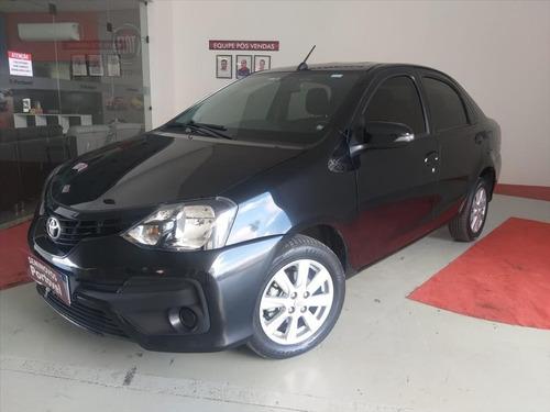 Etios 1.5 X Plus Sedan 16v Flex 4p Automático