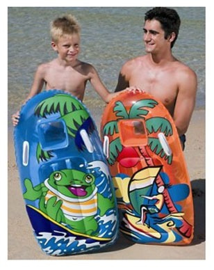 Tabla De Surf Con Manija Niños Inflable Bestway 2008 Isud